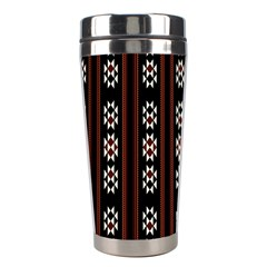 Folklore Pattern Stainless Steel Travel Tumblers
