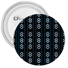 Folklore Pattern 3  Buttons