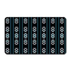Folklore Pattern Magnet (rectangular)
