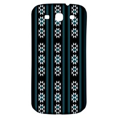 Folklore Pattern Samsung Galaxy S3 S Iii Classic Hardshell Back Case