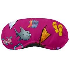 Aloha   Summer Fun 1 Sleeping Masks