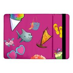 Aloha   Summer Fun 1 Samsung Galaxy Tab Pro 10 1  Flip Case