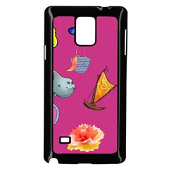 Aloha   Summer Fun 1 Samsung Galaxy Note 4 Case (black)