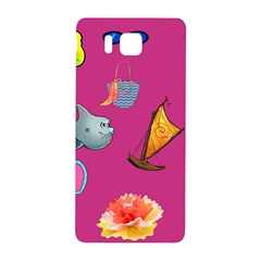 Aloha   Summer Fun 1 Samsung Galaxy Alpha Hardshell Back Case