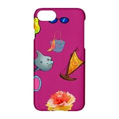 Aloha   Summer Fun 1 Apple Iphone 7 Hardshell Case