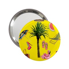 Aloha   Summer Fun 2 2 25  Handbag Mirrors