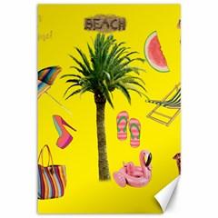 Aloha   Summer Fun 2 Canvas 12  X 18
