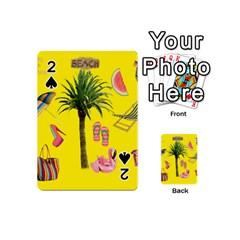 Aloha   Summer Fun 2 Playing Cards 54 (mini)
