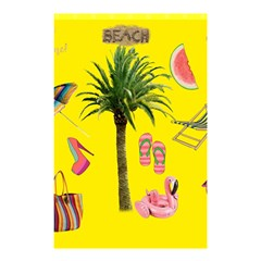 Aloha   Summer Fun 2 Shower Curtain 48  X 72  (small)