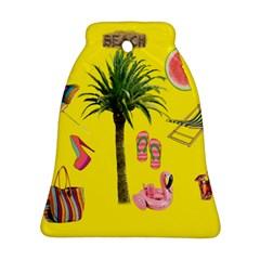 Aloha   Summer Fun 2 Ornament (bell)