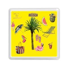Aloha   Summer Fun 2 Memory Card Reader (square)