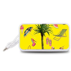 Aloha   Summer Fun 2 Portable Speaker (white)
