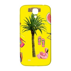 Aloha   Summer Fun 2 Samsung Galaxy S4 I9500/i9505  Hardshell Back Case