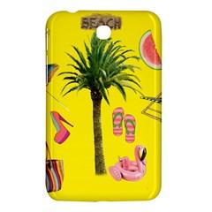 Aloha   Summer Fun 2 Samsung Galaxy Tab 3 (7 ) P3200 Hardshell Case