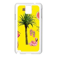 Aloha   Summer Fun 2 Samsung Galaxy Note 3 N9005 Case (white)