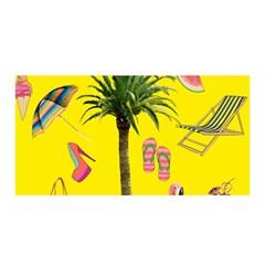 Aloha   Summer Fun 2 Satin Wrap