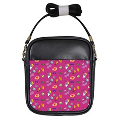 Aloha   Summer Fun 1b Girls Sling Bags