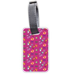 Aloha   Summer Fun 1b Luggage Tags (two Sides)