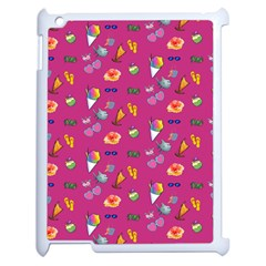 Aloha   Summer Fun 1b Apple Ipad 2 Case (white)