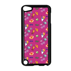 Aloha   Summer Fun 1b Apple Ipod Touch 5 Case (black)