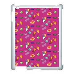 Aloha   Summer Fun 1b Apple Ipad 3/4 Case (white)