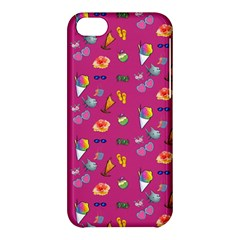 Aloha   Summer Fun 1b Apple Iphone 5c Hardshell Case