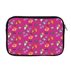 Aloha   Summer Fun 1b Apple Macbook Pro 17  Zipper Case