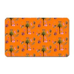 Aloha   Summer Fun 2c Magnet (rectangular)