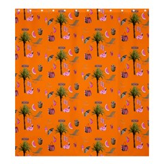 Aloha   Summer Fun 2c Shower Curtain 66  X 72  (large)