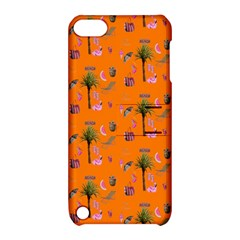 Aloha   Summer Fun 2c Apple Ipod Touch 5 Hardshell Case With Stand