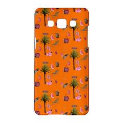 Aloha   Summer Fun 2c Samsung Galaxy A5 Hardshell Case