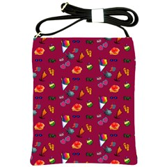 Aloha   Summer Fun 1c Shoulder Sling Bags