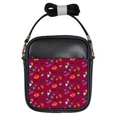 Aloha   Summer Fun 1c Girls Sling Bags