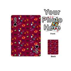 Aloha   Summer Fun 1c Playing Cards 54 (mini)