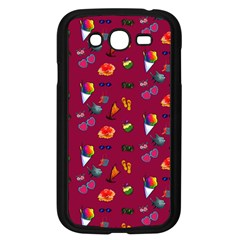 Aloha   Summer Fun 1c Samsung Galaxy Grand Duos I9082 Case (black)