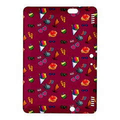 Aloha   Summer Fun 1c Kindle Fire Hdx 8 9  Hardshell Case