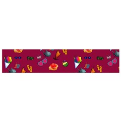Aloha   Summer Fun 1c Flano Scarf (small)