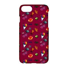 Aloha   Summer Fun 1c Apple Iphone 7 Hardshell Case
