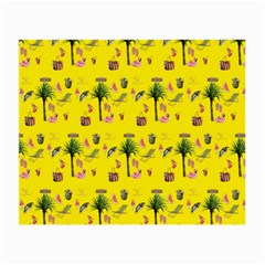 Aloha   Summer Fun 2b Small Glasses Cloth