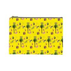 Aloha   Summer Fun 2b Cosmetic Bag (large)