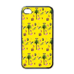 Aloha   Summer Fun 2b Apple Iphone 4 Case (black)