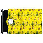 Aloha   Summer Fun 2b Apple iPad 2 Flip 360 Case Front