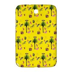 Aloha   Summer Fun 2b Samsung Galaxy Note 8 0 N5100 Hardshell Case