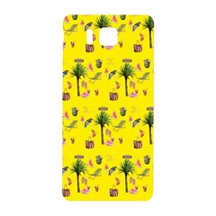 Aloha   Summer Fun 2b Samsung Galaxy Alpha Hardshell Back Case