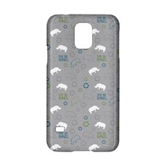 Shave Our Rhinos Animals Monster Samsung Galaxy S5 Hardshell Case