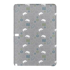 Shave Our Rhinos Animals Monster Samsung Galaxy Tab Pro 12 2 Hardshell Case