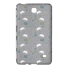 Shave Our Rhinos Animals Monster Samsung Galaxy Tab 4 (7 ) Hardshell Case