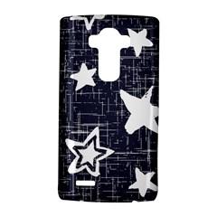Star Space Line Blue Art Cute Kids Lg G4 Hardshell Case