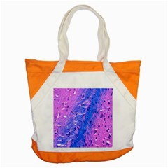 The Luxol Fast Blue Myelin Stain Accent Tote Bag