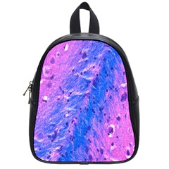 The Luxol Fast Blue Myelin Stain School Bag (small)